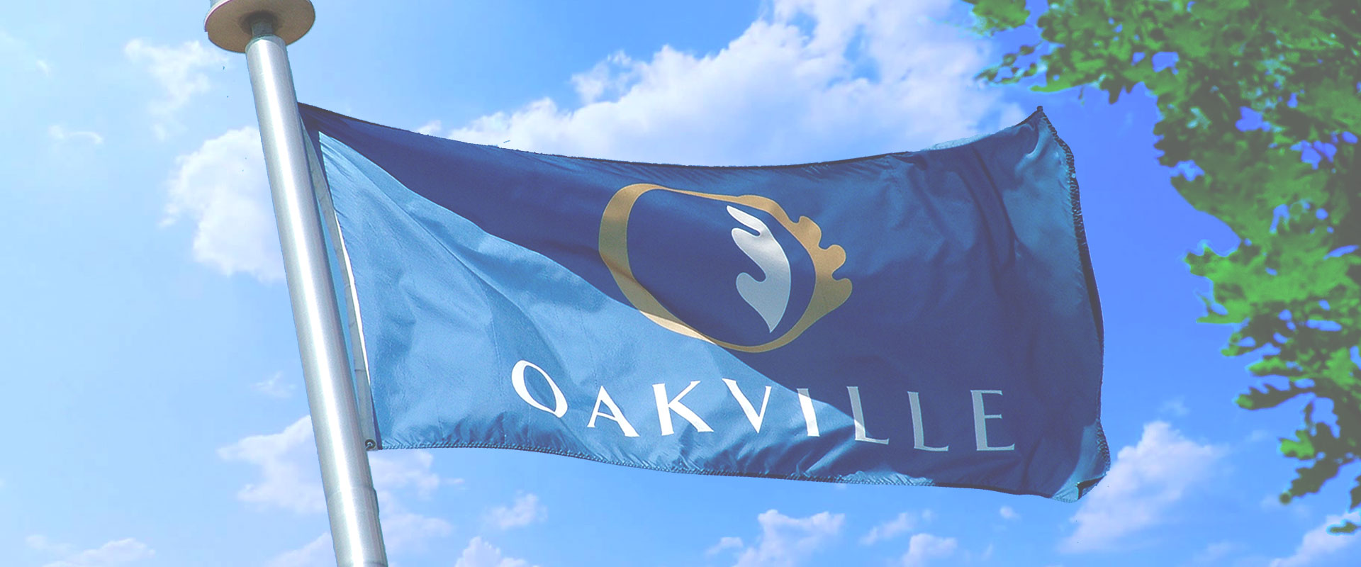 OakvilleFlag